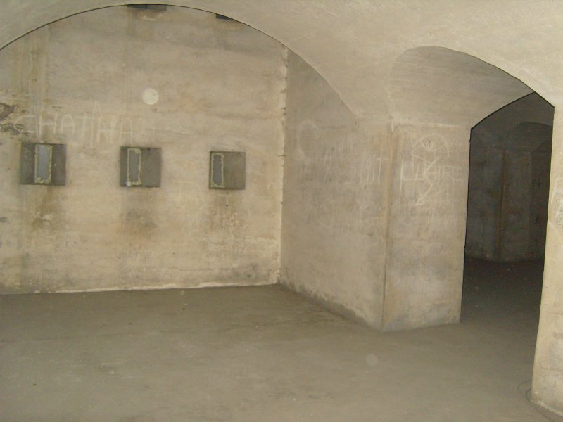 Fort Borstal ghost hunt - Click to enlarge