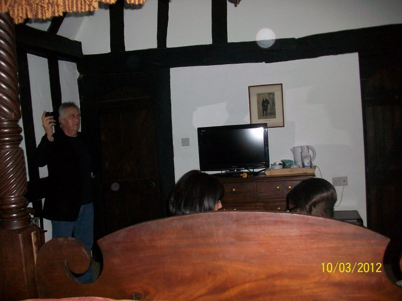 Red Lion Hotel Private Ghost Hunt - Click to enlarge