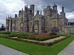 Margam Castle (April)