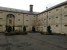 Shepton Mallet Prison (Oct)
