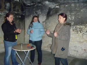 Fort Borstal - Pendulums